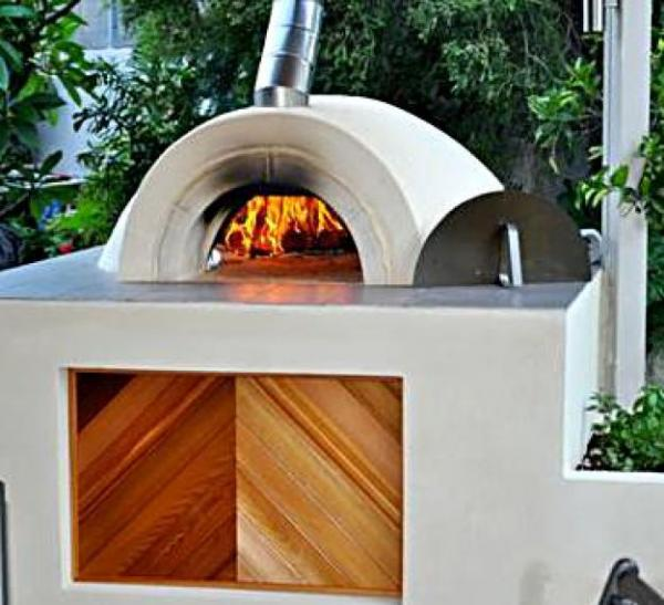 Diy Wood Fired Pizza Oven Claremont